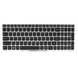 کیبورد لپ تاپ لنوو نقره ای B50-70 Flex2-15 - Ip300 - Z51-70 با بکلایت